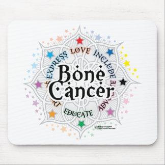 Bone Cancer Lotus Mouse Pad