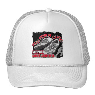 Bone Cancer - Men Run For A Cure Mesh Hats