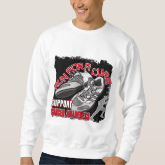 Bone Cancer - Men Run For A Cure Pull Over Sweatshirts