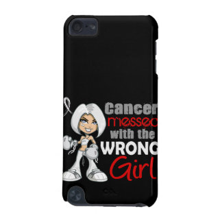 Bone Cancer Messed With Wrong Girl iPod Touch 5G Case