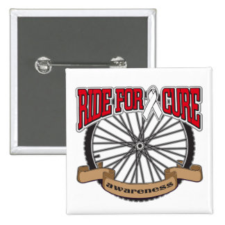 Bone Cancer Ride For Cure Button