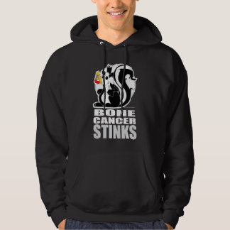 Bone Cancer Stinks Hoodie