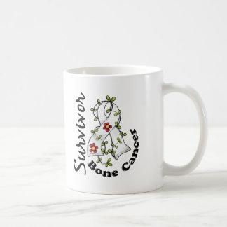 Bone Cancer Survivor 15 Classic White Coffee Mug