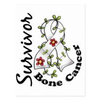Bone Cancer Survivor 15 Postcard
