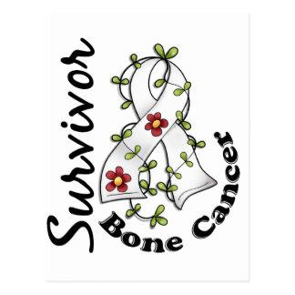 Bone Cancer Survivor 15 Postcard