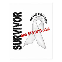 Bone Cancer Survivor Postcard