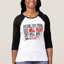 Bone Cancer Warrior T-Shirt