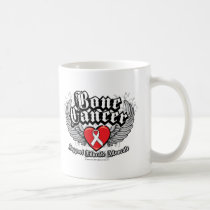 Bone Cancer Wings Coffee Mug