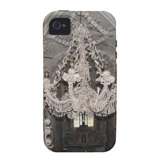 Bone Chandelier iPhone 4/4S Case
