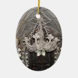 Bone Chandelier Christmas Tree Ornaments