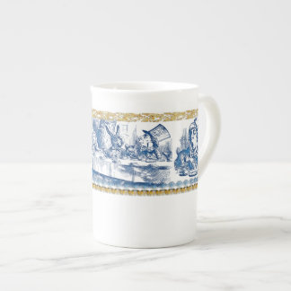 Bone China Mug - Wonderland Tea Cup