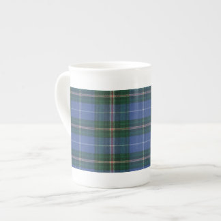 Bone China Nova Scotia Tartan Cup Porcelain Mug