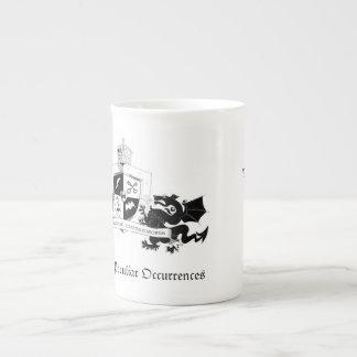 Bone china Wellington Mug
