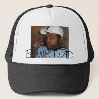 BONE DAD 2012 POSTER ...WESTCOAST BLOCC MOBBSTERZ TRUCKER HAT