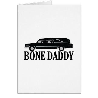 Bone Daddy Card