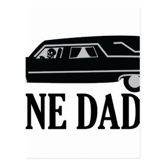 Bone Daddy Postcard