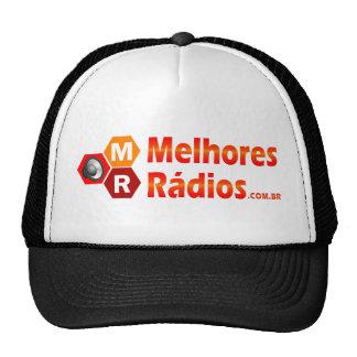 Boné do portal Melhores Rádios
