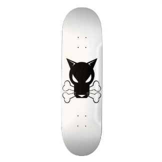 Bone Dog Beer - dog head Skate Board Decks