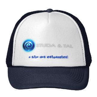 Boné ESTUDA&TAL Trucker Hats