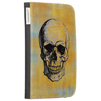 Bone Head Kindle Folio Kindle 3G Cover