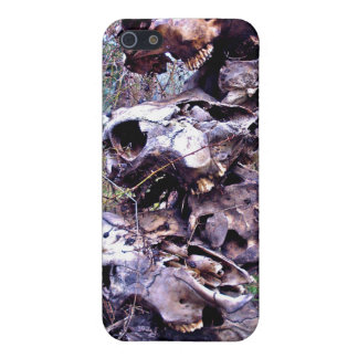 Bone Henge By Uncle Junk Covers For iPhone 5