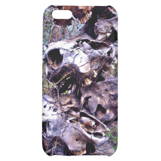 Bone Henge By Uncle Junk iPhone 5C Cover