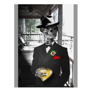 Bone-ifide Earnest Postcard