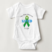 Bone Marrow Donor Gifts Baby Bodysuit