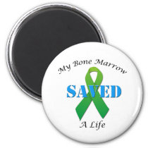 Bone Marrow Donor Gifts Magnet