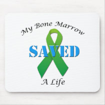 Bone Marrow Donor Gifts Mouse Pad