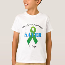 Bone Marrow Donor Gifts T-Shirt