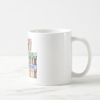Bone marrow transplant Anniversary. Coffee Mug