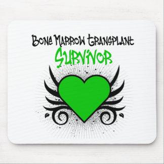 Bone Marrow Transplant Survivor Mouse Pad