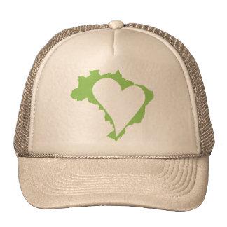 Boné Meu Brasil Trucker Hat