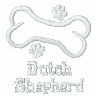 Bone-n-Paws Dutch Shepherd Polos