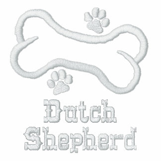 Bone-n-Paws Dutch Shepherd Polo