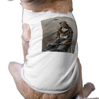 Bone Necklace, Council Chief 1899 T-Shirt