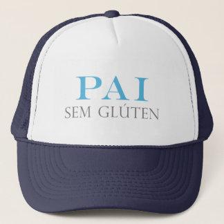 Boné: Pai sem Glúten Trucker Hat