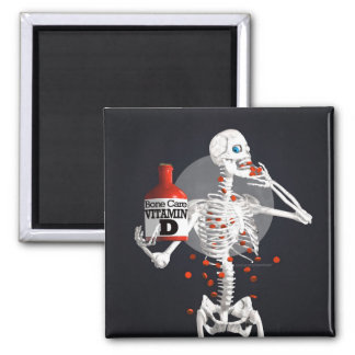 Bone Pills Magnet
