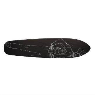 Bone PoPoh Skateboard Decks