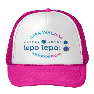 Boné Salvador 2014 Trucker Hat