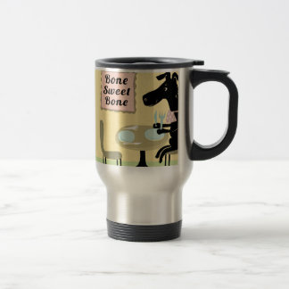 Bone Sweet Bone Travel Mug