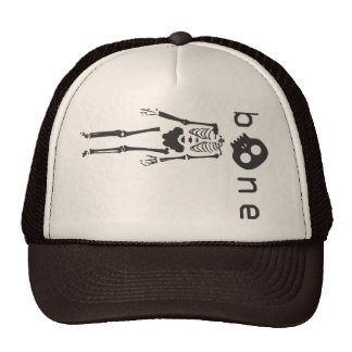 bone to be wild trucker hat