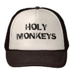 Boné trucker Holy Monkeys Gorro
