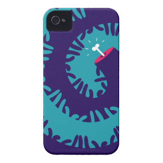 Bone twirl iPhone 4 cover