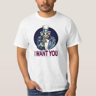 Bone Uncle t-shirt