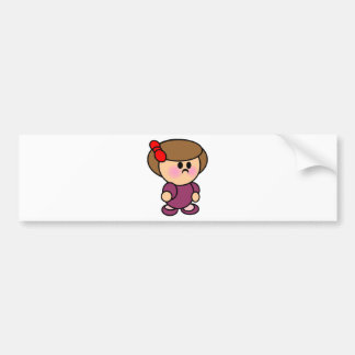 boneca.png bumper sticker
