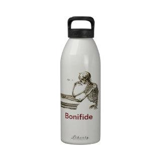 Bonefide Skeleton Reusable Water Bottle