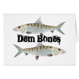 Bonefish Card