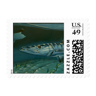 Bonefish, Florida Bay Postage Stamps
